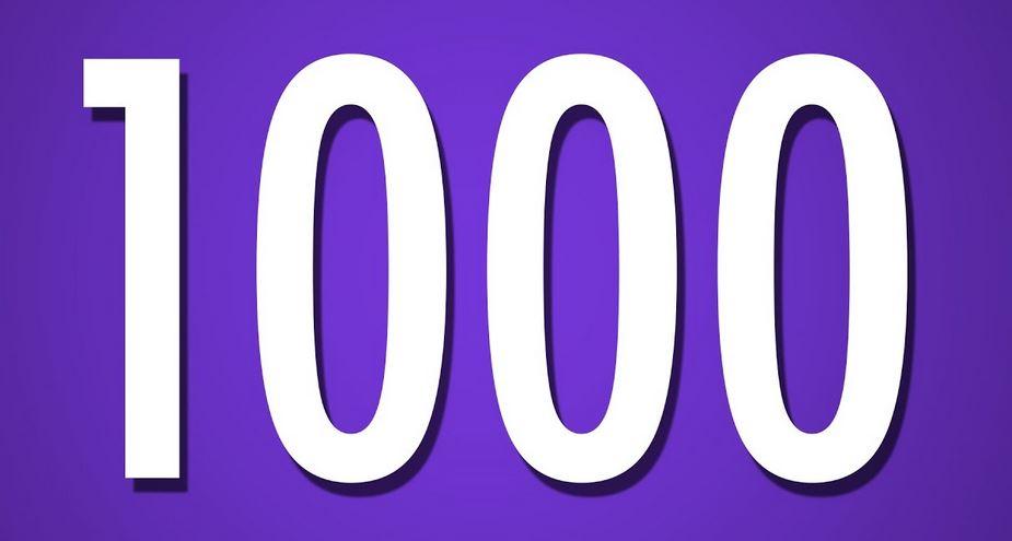 Cara Mendapatkan 1000 Pengunjung Blog Per Hari
