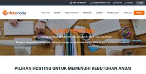 cloud hosting terbaik indonesia murah
