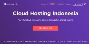 cloud hosting terbaik 2