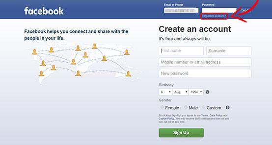 6 Cara Hack Facebook Secara Mudah Deteknoway