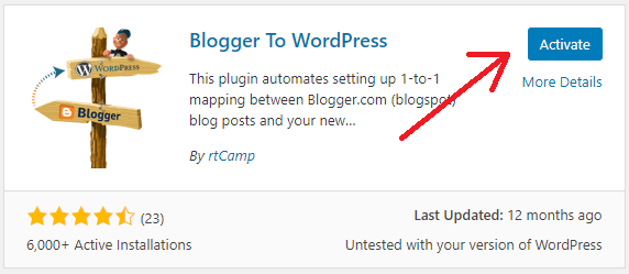 cara migrasi blogger ke wordpress 21