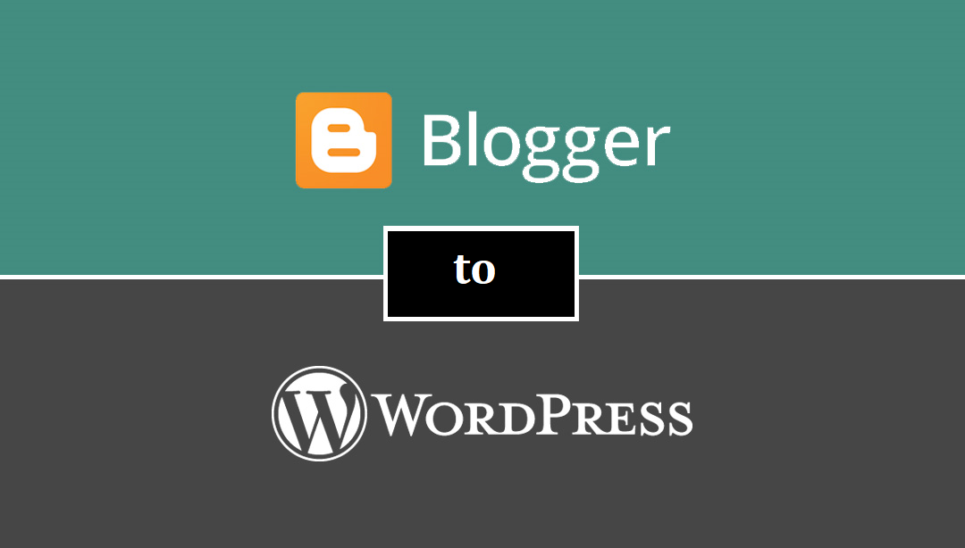 cara migrasi blogger ke wordpress