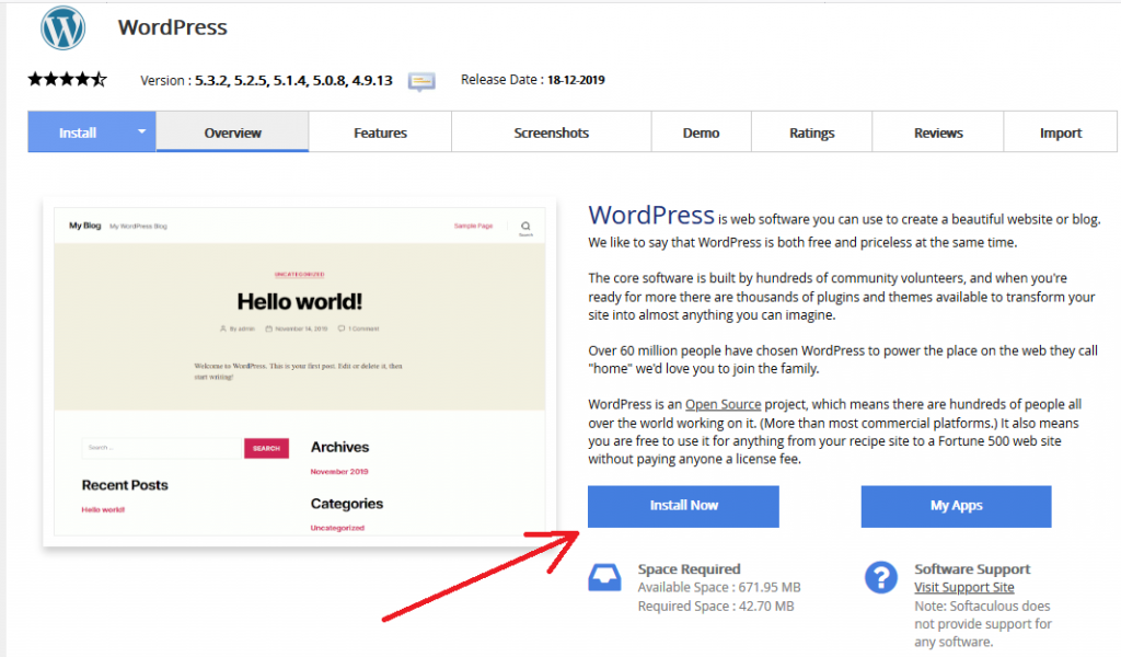cara migrasi blogger ke wordpress 6