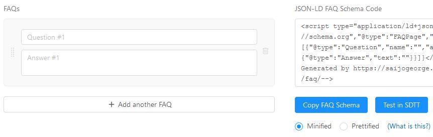 Cara Memasang FAQ Schema Markup Secara Manual 1