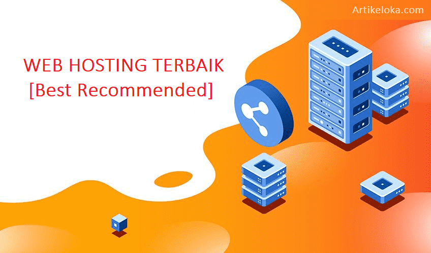 Web hosting terbaik Indonesia 2020