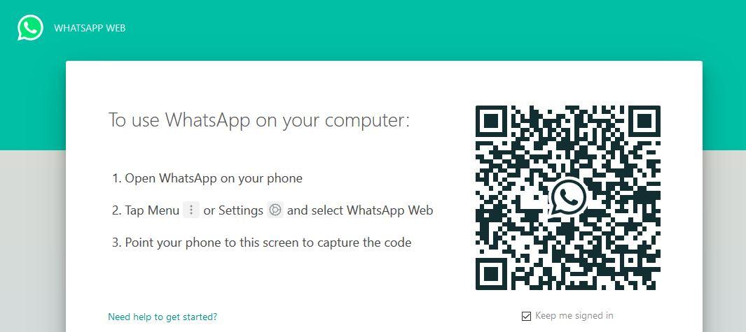 Cara Menggunakan WA di Laptop / Komputer (WhatsApp Web)